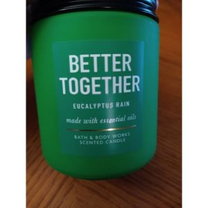 Better Together Single Wick Candle